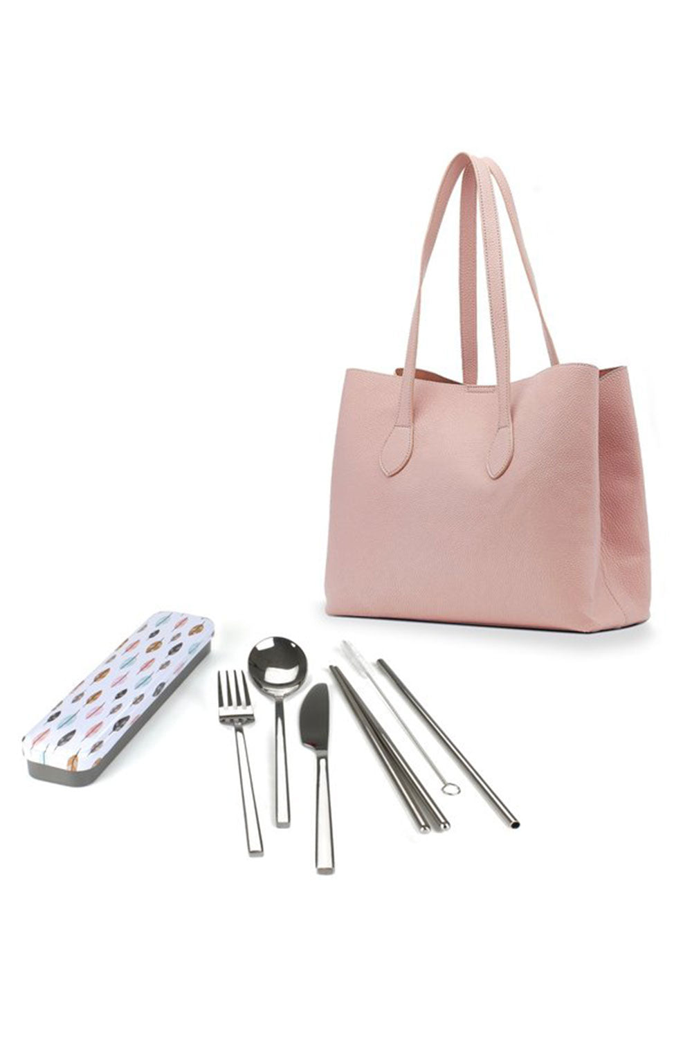 Carry Your Cutlery Leaves - Kabana Shop