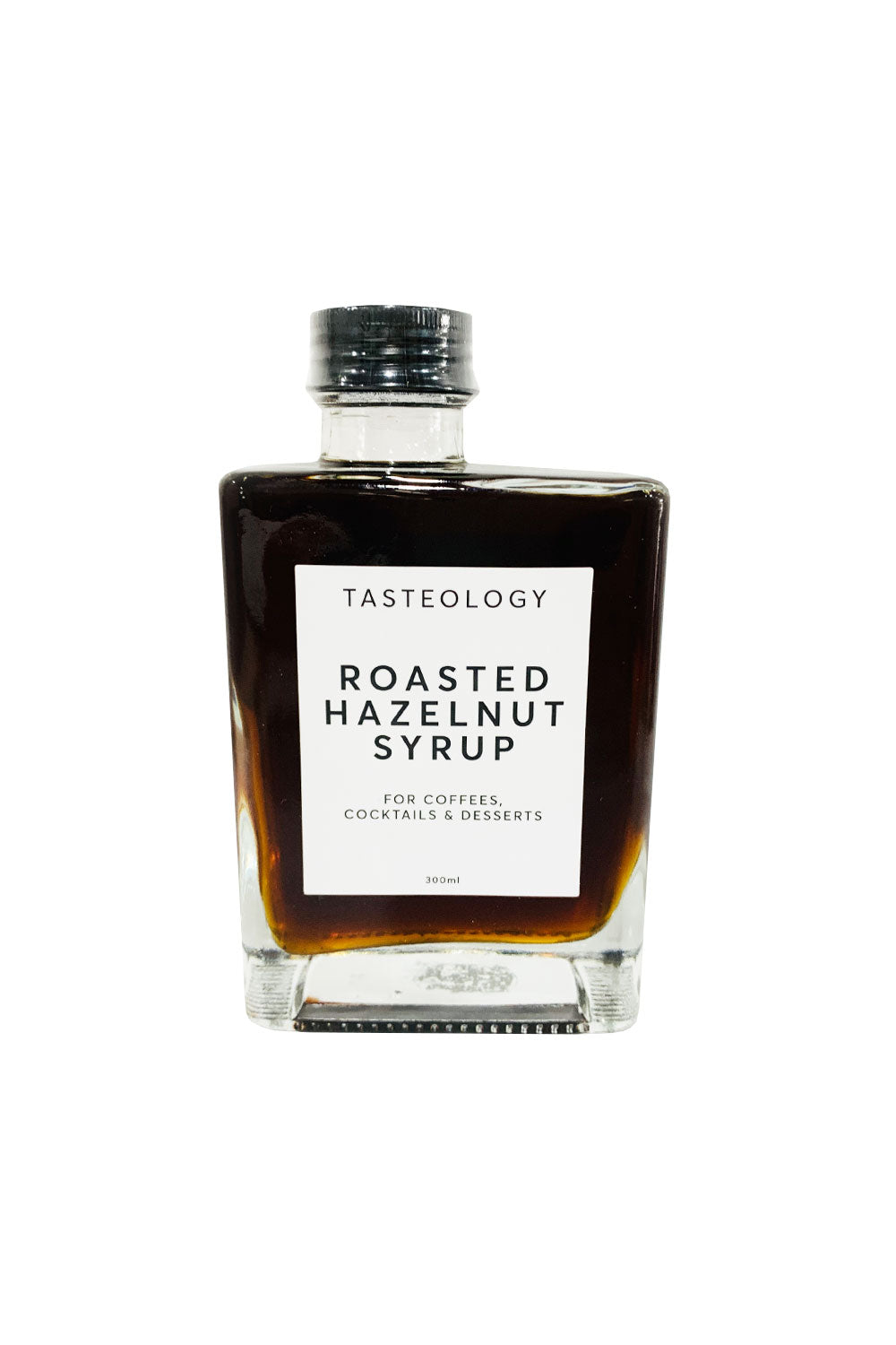 Tasteology Roasted Hazelnut Syrup - Kabana Shop