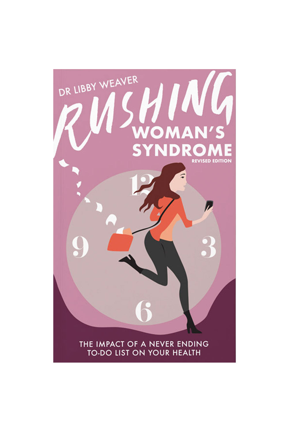 Rushing Woman'S Syndrome Book - Kabana Shop