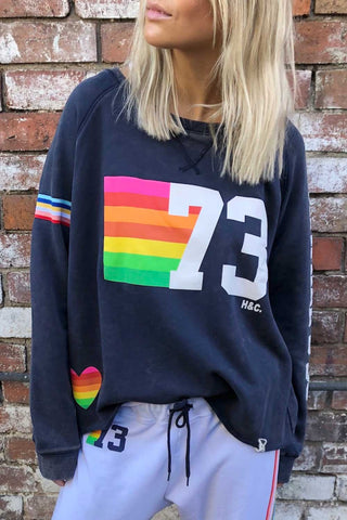 Vintage 73 Sweat Navy - Kabana Shop