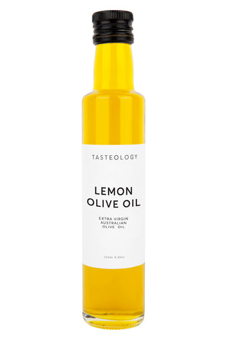 Tasteology Lemon Olive Oil - Kabana Shop
