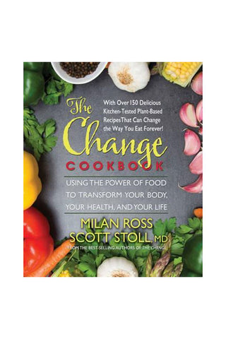 The Change Cookbook - Kabana Shop