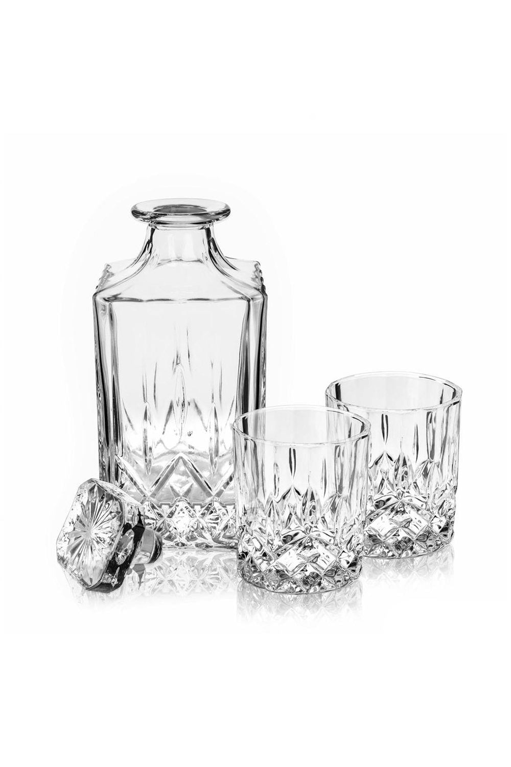 Admiral Decanter & Tumbler Set - Kabana Shop