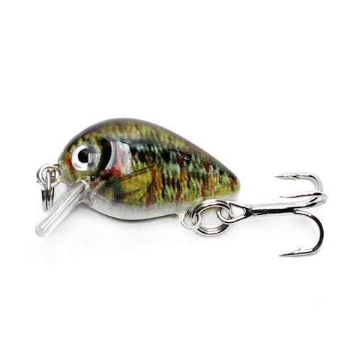 Minnow Crankbait Lure for Bass Fishing