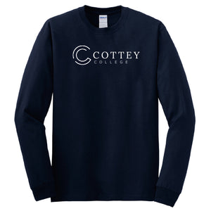 Cottey Academic Long Sleeve T-Shirt