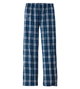 Cottey Women's Flannel Plaid Pant