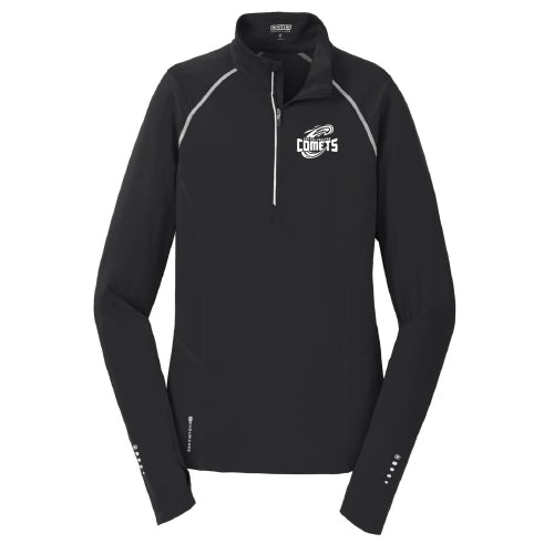 Cottey Athletic Quarter Zip Pullover