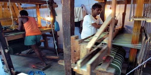 Our Hand Loom Weavers