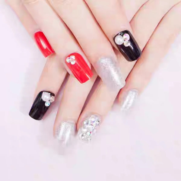 Hot Festive - The Fab Nails
