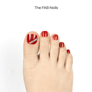 Dream High(Toe Nails)