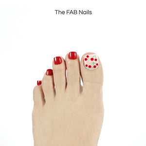Cherry On Top (Toe Nails)