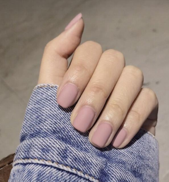 Girl Thing (Matte) - The Fab Nails