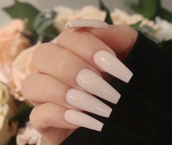 Classical Nude - The Fab Nails
