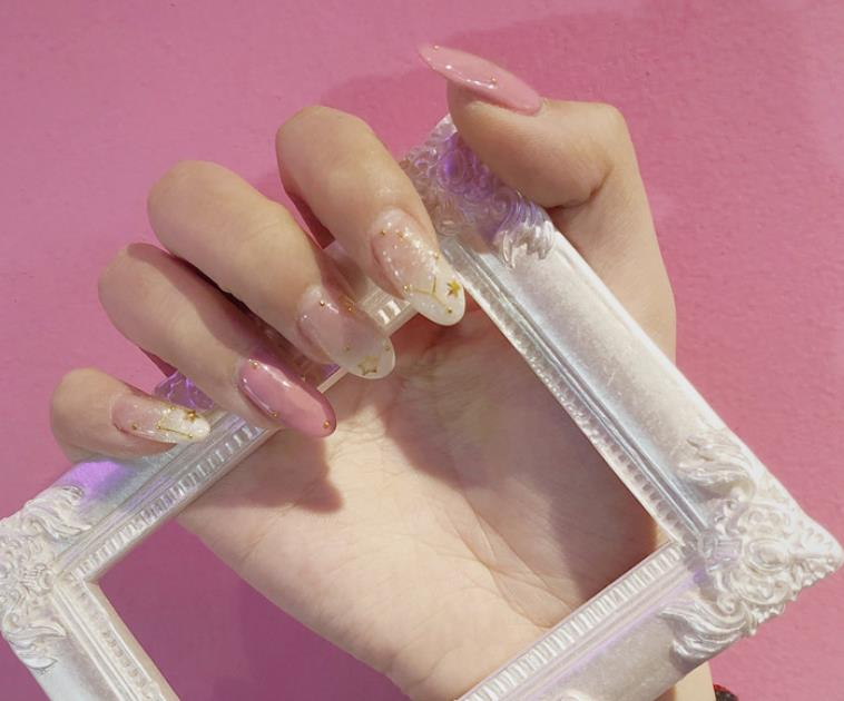 Posh Pink - The Fab Nails