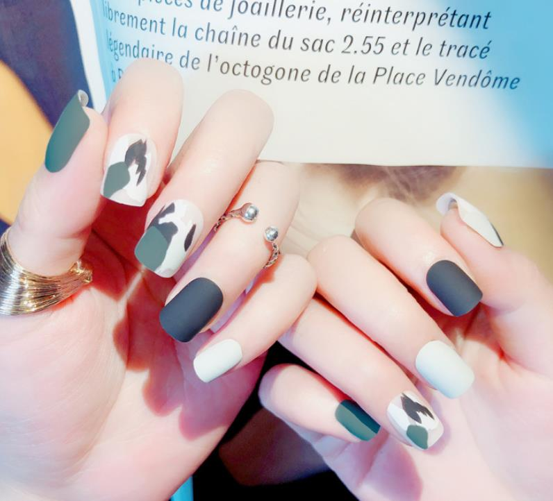 Military Matte - The Fab Nails