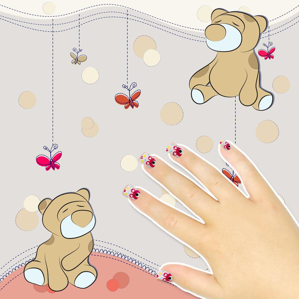 Bear in Love(Kids) - The Fab Nails