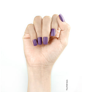 Plum And Done - Matte