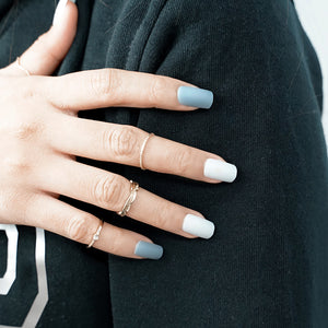 Chic and Gray (Matte)