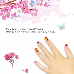 Butterfly (Kids) - The Fab Nails