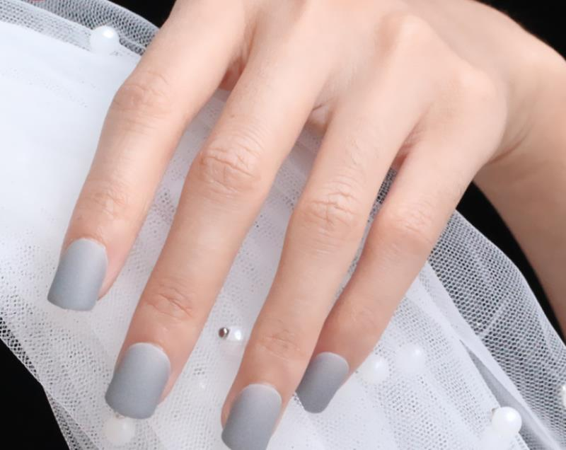 Bridal Shower (Matte) - The Fab Nails