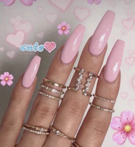 Pink Berry Pop - The Fab Nails