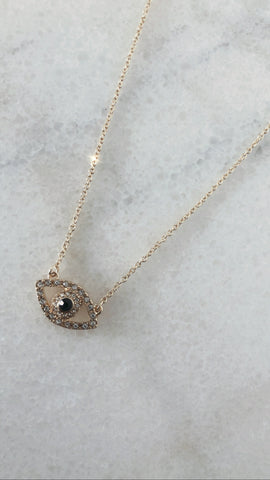 Black Eyed Necklace