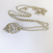 Load image into Gallery viewer, Herkimer Strap Necklace