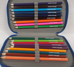 HUFC  Poolie double sided Pencil / Stationery case