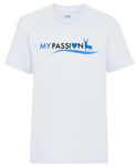White 'My Passion T-Shirt