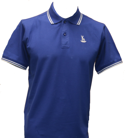 Hart Range Royal Blue Polo