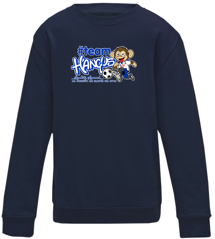 Team H'Angus Sweatshirt - Navy