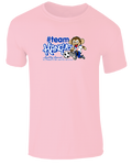 Team H'Angus T-Shirt - Pink