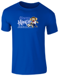 Team H'Angus T-Shirt - Royal Blue
