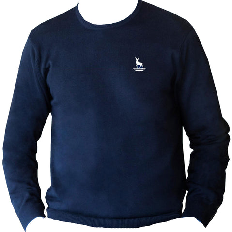 Hart Collection Crew-Neck Sweater