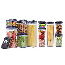 Load image into Gallery viewer, Zeppoli Air-Tight Food Storage Container Set