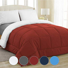 Load image into Gallery viewer, All-Season Quilted Comforter - Goose Down Alternative