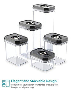 Zeppoli Air-Tight Food Storage Container Set