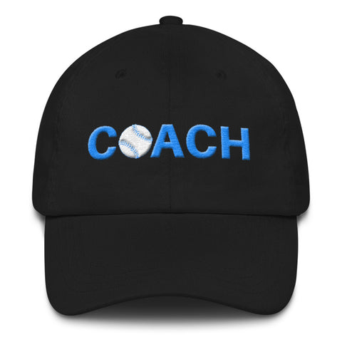 Baseball Coach Hat