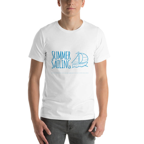 Sailing Shirt Unisex Summer T-Shirt
