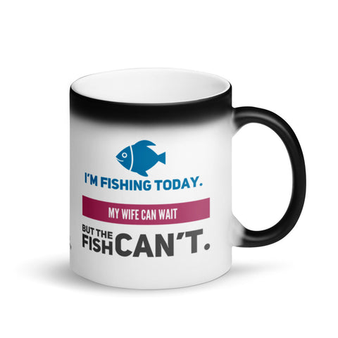 Fishing Dad Magic Mug