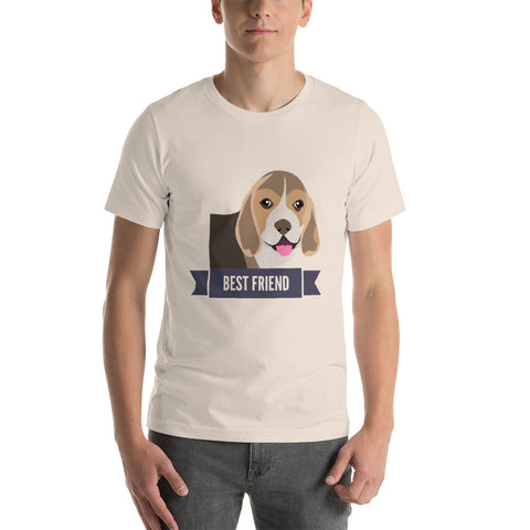 Beagle Best Friend Unisex T-Shirt