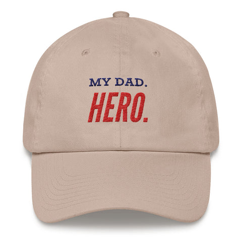 Hats for Dads Hero Hat