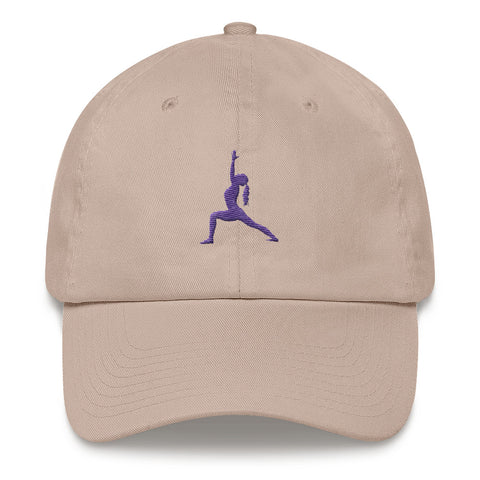Warrior I Yoga Hat