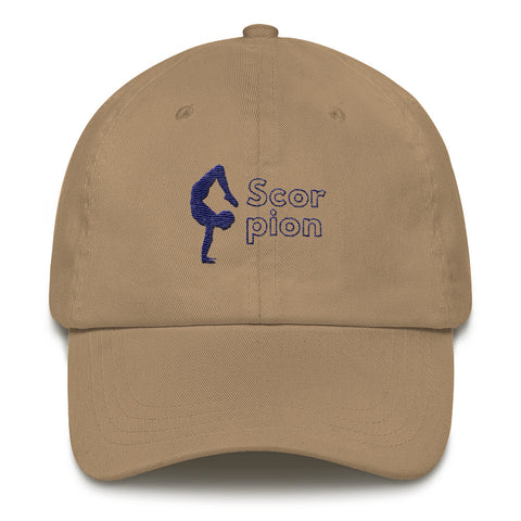 Scorpion Pose Yoga Hat for Men