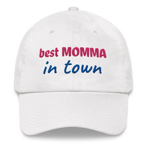 Mom Hat, Best Momma in Town