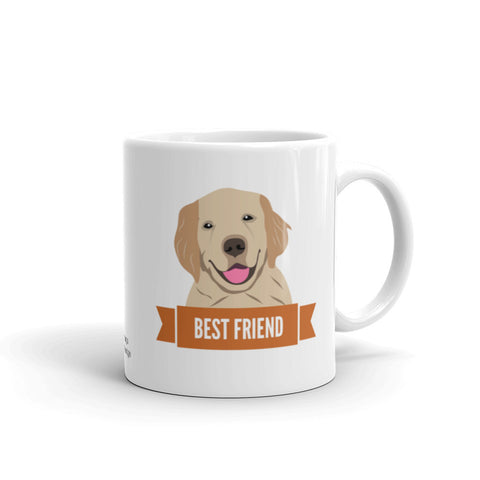 Labrador Best Friend Mug