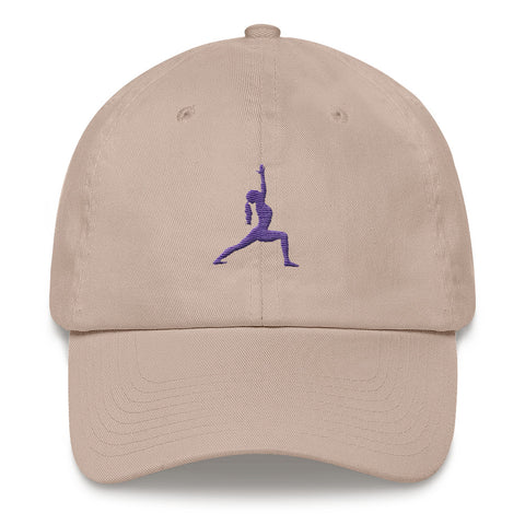 Warrior One Yoga Hat