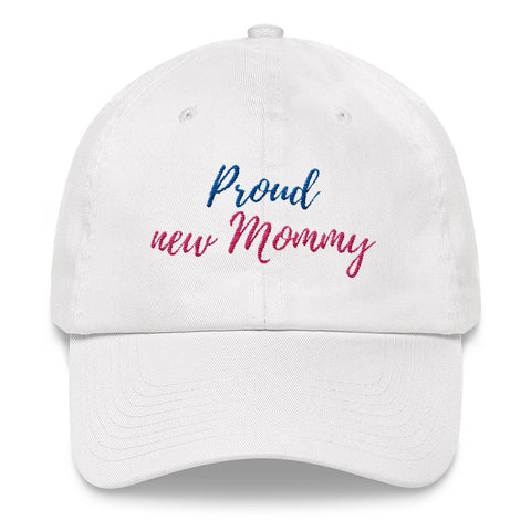 Proud New Mommy Hat