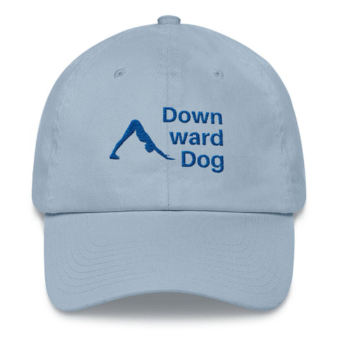 Yoga Downward Facing Dog Hat