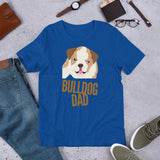 bulldog dad shirt